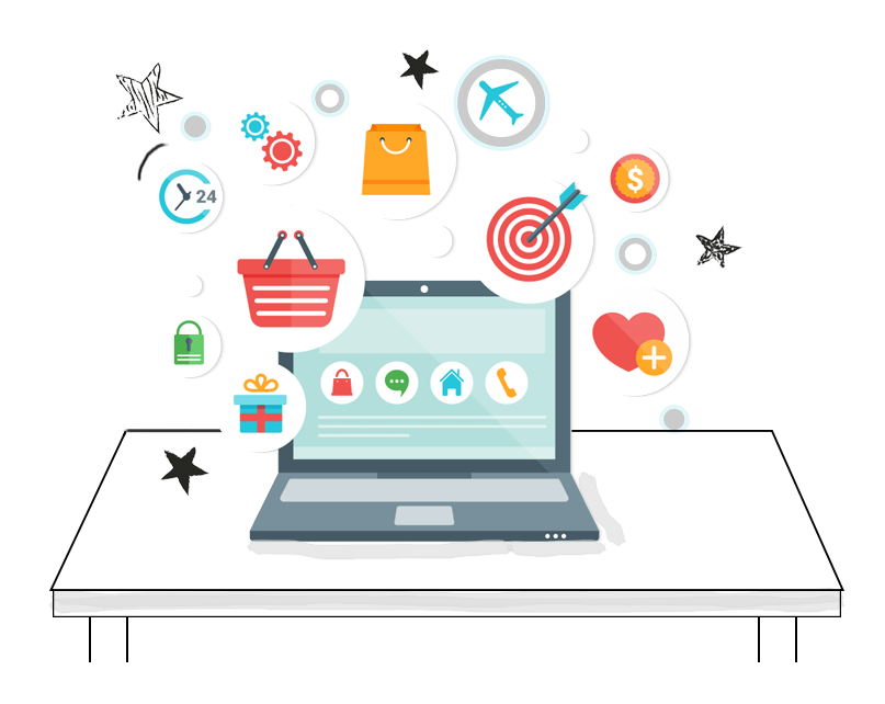 Ecommerce - On-line shops